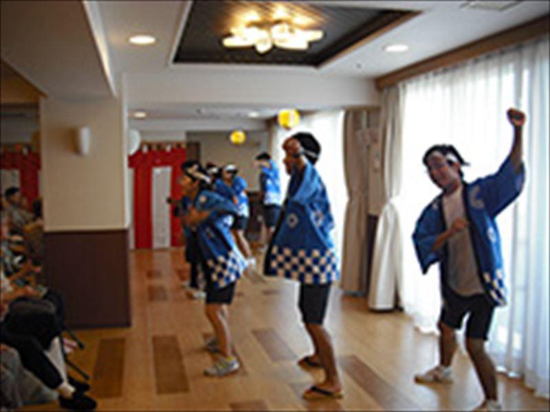 ニチイホーム中野南台居室