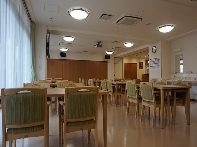 ラウンジヒル湘南台食堂