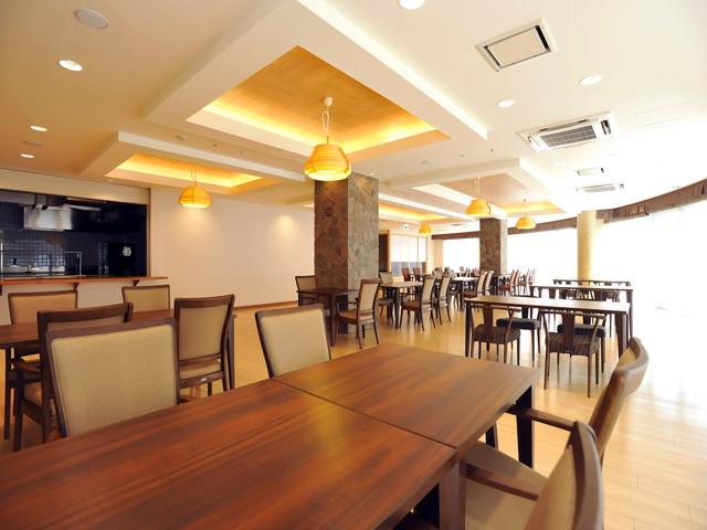 シノン青葉台食堂