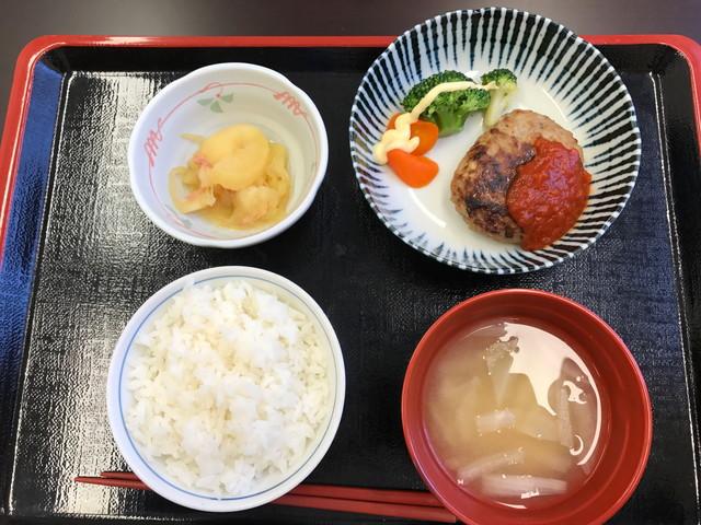 そんぽの家S上石神井食事