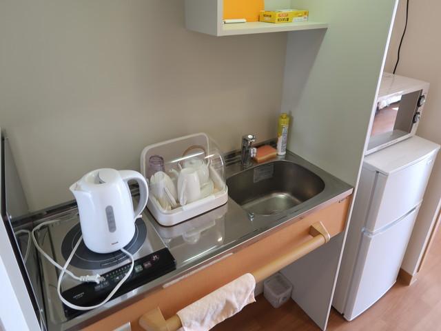 そんぽの家S扇東キッチン