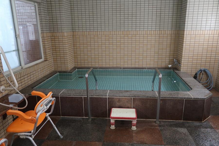 緑山グランドハイツ共用風呂