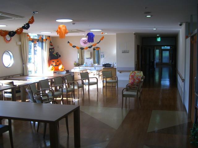 ニチイホーム石神井台食堂