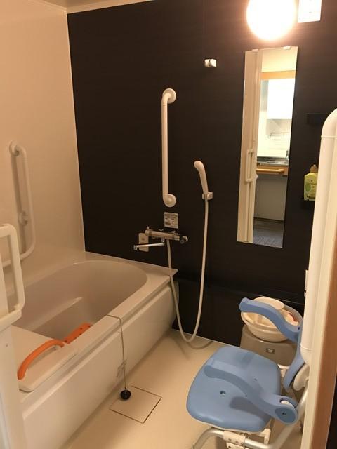 たのしい家新宿下落合浴室