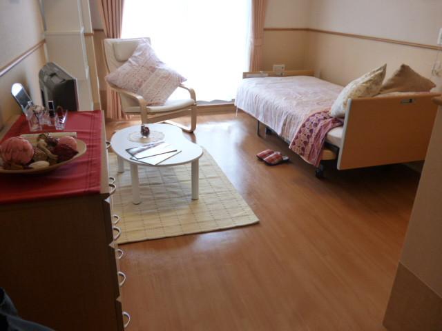 フェリエドゥ稲田堤居室