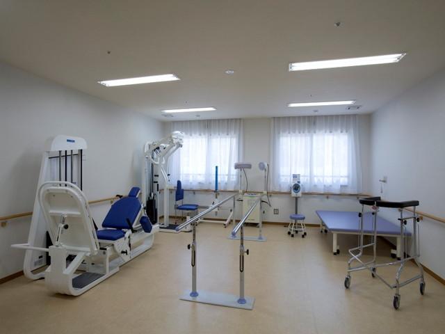 フローレンスケアたまプラーザ機能訓練室