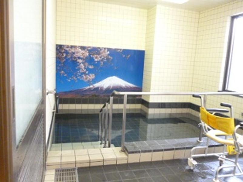 ライフコミューン百合ヶ丘浴室