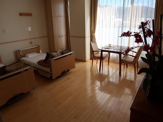 総生会ロイヤルホーム居室