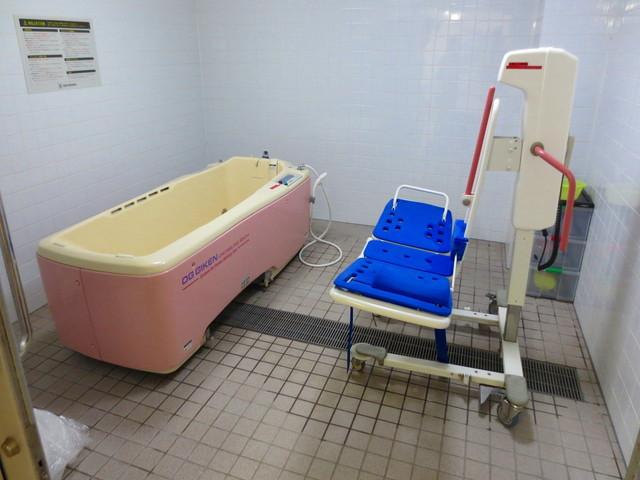 ニチイホーム王禅寺特別浴室